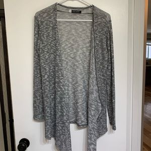 Volcome super soft draped cardigan
